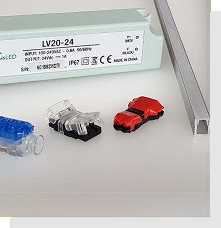Accessoires LED - produits LED by CisLED