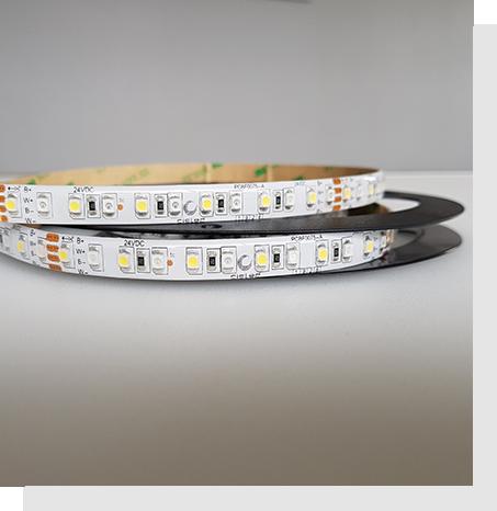 Rubans LED sur mesure - produits LED by CisLED