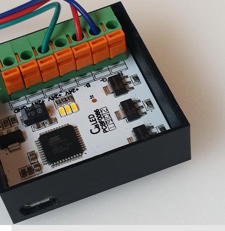 Systèmes de contrôle - produits LED by CisLED